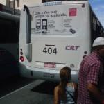 O ônibus 'Not Found'